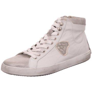 MACA Kitzbühel Sneaker High weiß