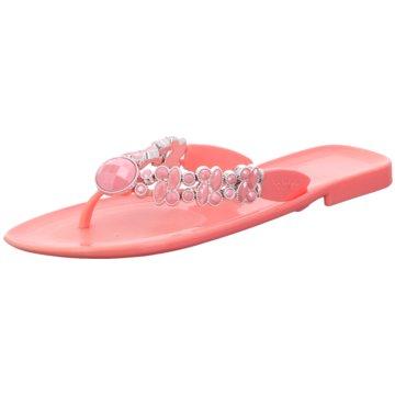 Holster Bade- Zehentrenner rosa