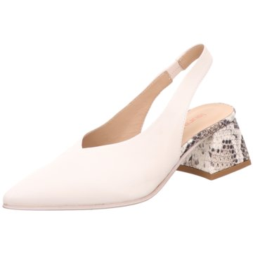 Laura Bellariva Pumps beige