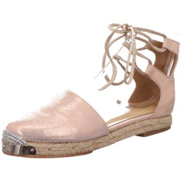 The Seller Sandalette rosa