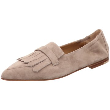 Pomme d'or Slipper grau