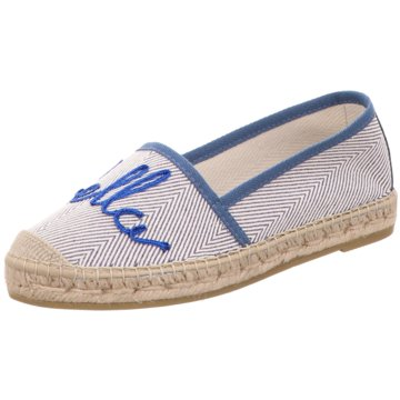Vidorreta Top Trends Slipper blau