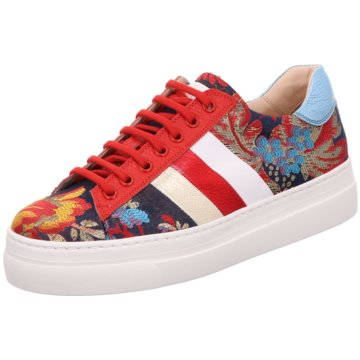 Camerlengo Sneaker rot