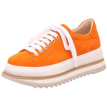 Laura Bellariva Sneaker orange