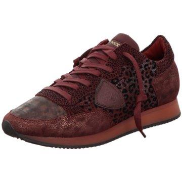 Philippe Model Sneaker rot