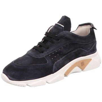 Moma Sneaker blau
