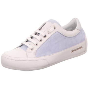 Candice Cooper Sneaker blau