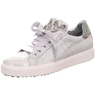 Maripé Sneaker silber