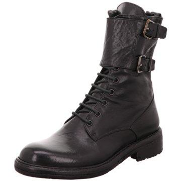 Corvari Boots schwarz