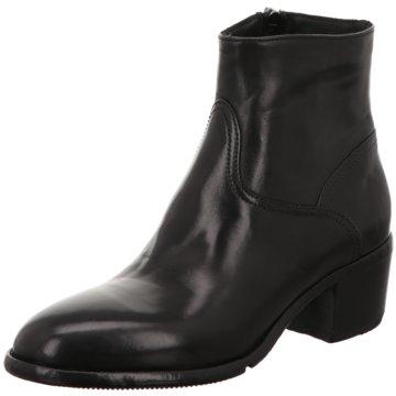 Lemargo Stiefelette schwarz