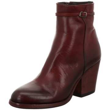 Pantanetti Stiefelette rot