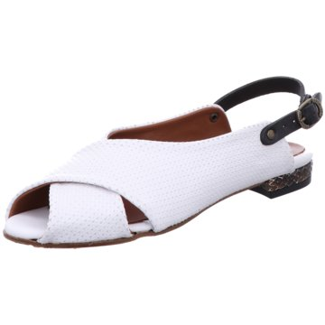 lilimill Sandalette weiß