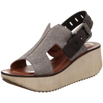 lilimill Sandalette grau