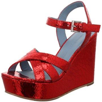Kennel + Schmenger Sandalette rot