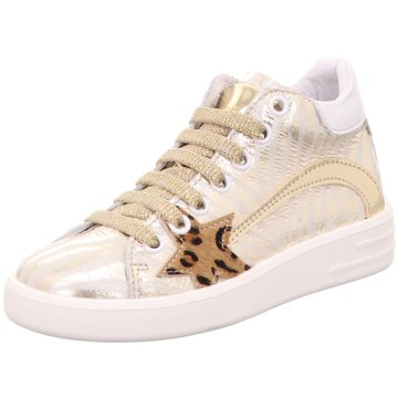 Cole Bounce Restore Sneaker High gold