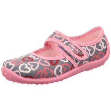 Fischer Schuhe Spangenschuh pink