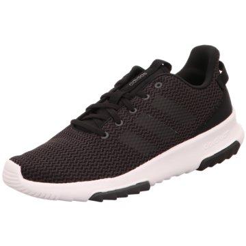 adidas Sneaker LowCloudfoam Racer TR schwarz
