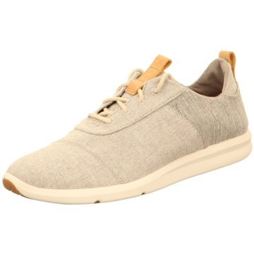 TOMS Sneaker LowCabrillo WM beige