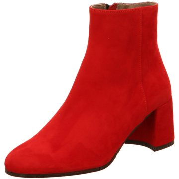 Maripé Stiefelette rot