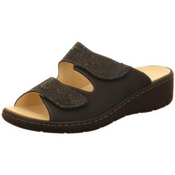 Belvida Komfort Sandale braun