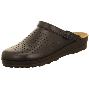Beck Komfort Sandale blau