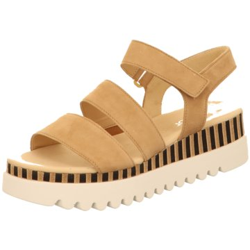 Gabor Top Trends Sandaletten braun