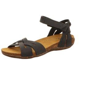 Loint's of Holland Komfort Sandale blau