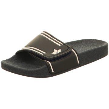 Lico Offene Schuhe blau
