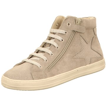 Lepi Sneaker High grau