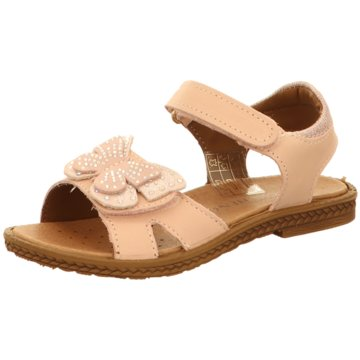 Imac Offene Schuhe rot