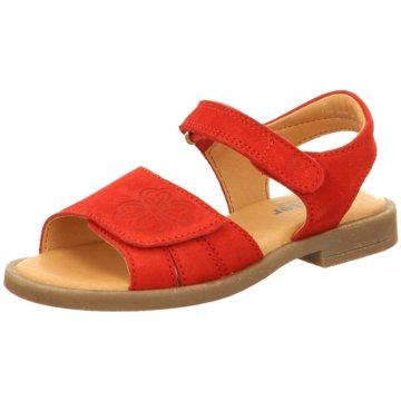 Richter Offene Schuhe rot
