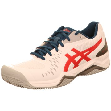 asics TennisschuhGEL-CHALLENGER  12 CLAY - 1041A048-117 weiß