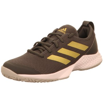 adidas Tennisschuh gold