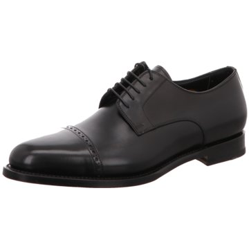 Santoni Business schwarz