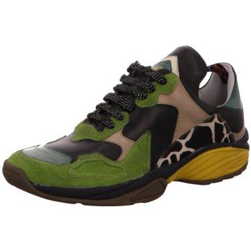 Melvin & Hamilton Sneaker Low grün