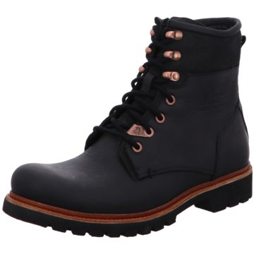 Panama Jack Boots Collection schwarz