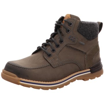Fretz Men Boots Collection grau