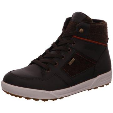 LOWA Sneaker High braun