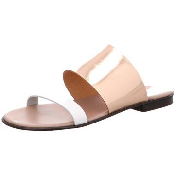 DE.VI.L. Shoes Summer Feelings gold