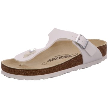 Birkenstock Summer Feelings weiß