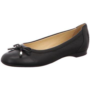 Geox Eleganter Ballerina schwarz