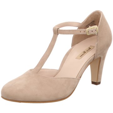 Paul Green T-Steg Pumps beige