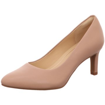 Clarks Business Finest rosa