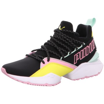 Puma Top Trends Sneaker schwarz