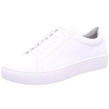 Vagabond Sneaker Low weiß