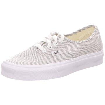 Vans Sneaker World grau