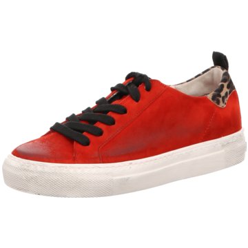 Paul Green Sneaker LowSPORT MODE rot