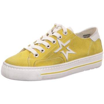 Paul Green Sneaker LowSneaker gelb