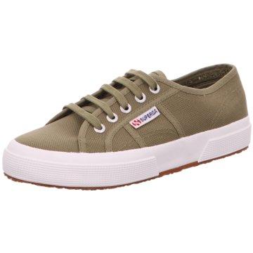 Superga Sneaker Low2750 Cotu Classic grün