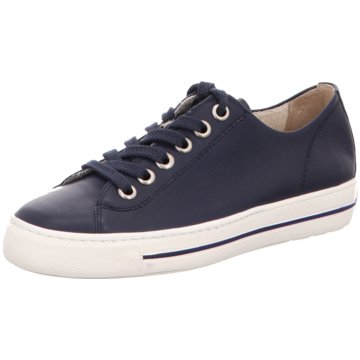 Paul Green Sneaker Low4704 blau